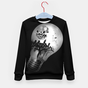 Thumbnail image of CityBulb Kid's sweater, Live Heroes