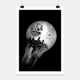 Thumbnail image of CityBulb Poster, Live Heroes