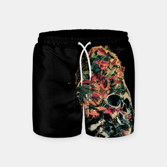 Snake and Skull Swim Shorts thumbnail image