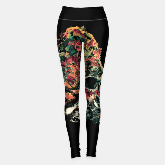 Thumbnail image of Snake and Skull Leggings, Live Heroes