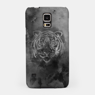 Thumbnail image of Grey tiger Samsung Case, Live Heroes