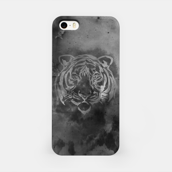 Miniaturka Grey tiger iPhone Case, Live Heroes
