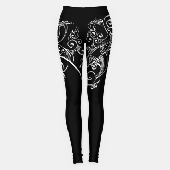 Imagen en miniatura de Royal Tribal Heart Leggings, Live Heroes