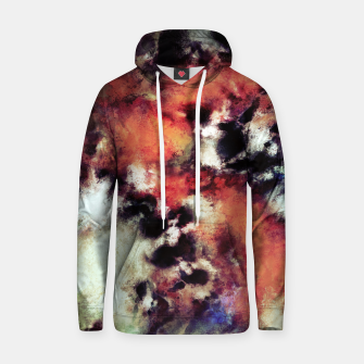 Thumbnail image of Extended journey Cotton hoodie, Live Heroes