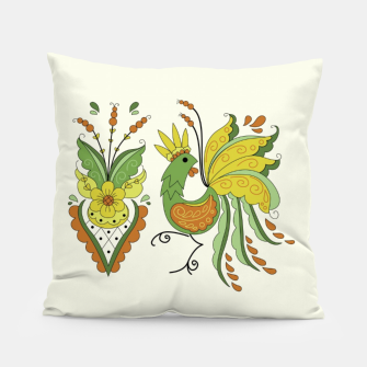 Miniatur Folklore Rooster - Eivor - Pillow, Live Heroes