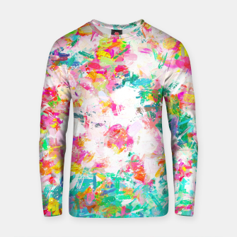 Thumbnail image of Painted Joy Cotton sweater, Live Heroes