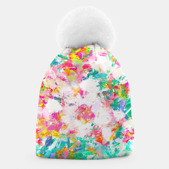 Thumbnail image of Painted Joy Beanie, Live Heroes