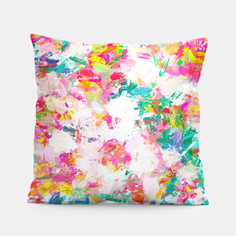 Miniatur Painted Joy Pillow, Live Heroes