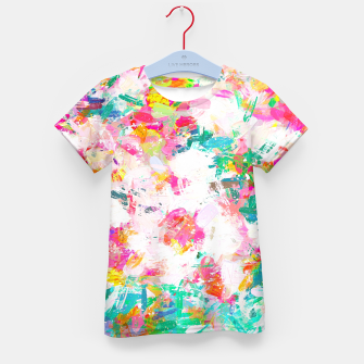 Thumbnail image of Painted Joy Kid's t-shirt, Live Heroes