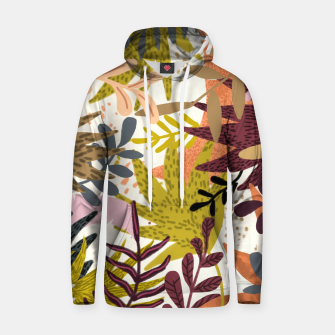 Thumbnail image of Earthy Forest-v2 Cotton hoodie, Live Heroes