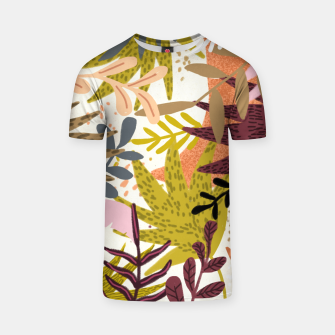 Thumbnail image of Earthy Forest-v2 T-shirt, Live Heroes