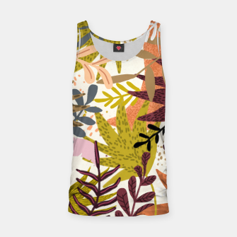 Thumbnail image of Earthy Forest-v2 Tank Top, Live Heroes