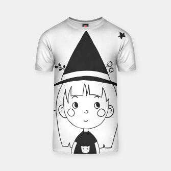 Imagen en miniatura de Little Witch T-shirt, Live Heroes