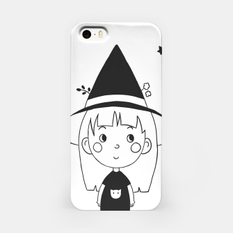 Miniaturka Little Witch iPhone Case, Live Heroes