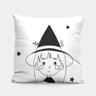 Miniatur Little Witch Pillow, Live Heroes