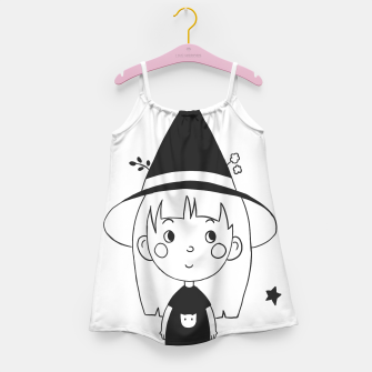 Miniaturka Little Witch Girl's dress, Live Heroes