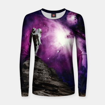 Imagen en miniatura de The End II Woman cotton sweater, Live Heroes