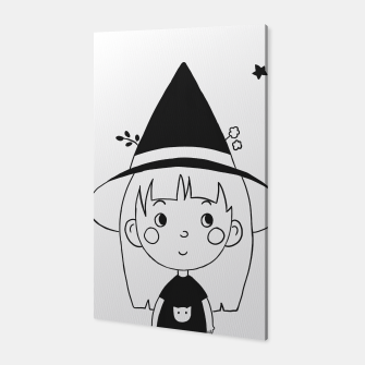 Miniaturka Little Witch Canvas, Live Heroes