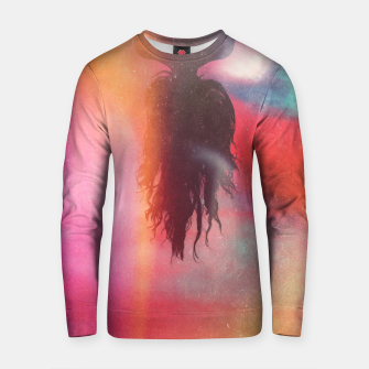 Thumbnail image of The Upside Down World Cotton sweater, Live Heroes