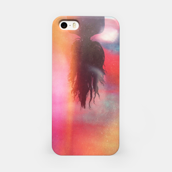 Thumbnail image of The Upside Down World iPhone Case, Live Heroes