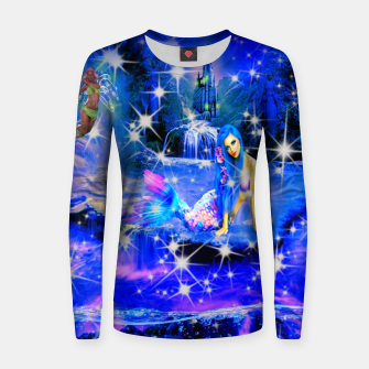 Imagen en miniatura de Magical Woman cotton sweater, Live Heroes