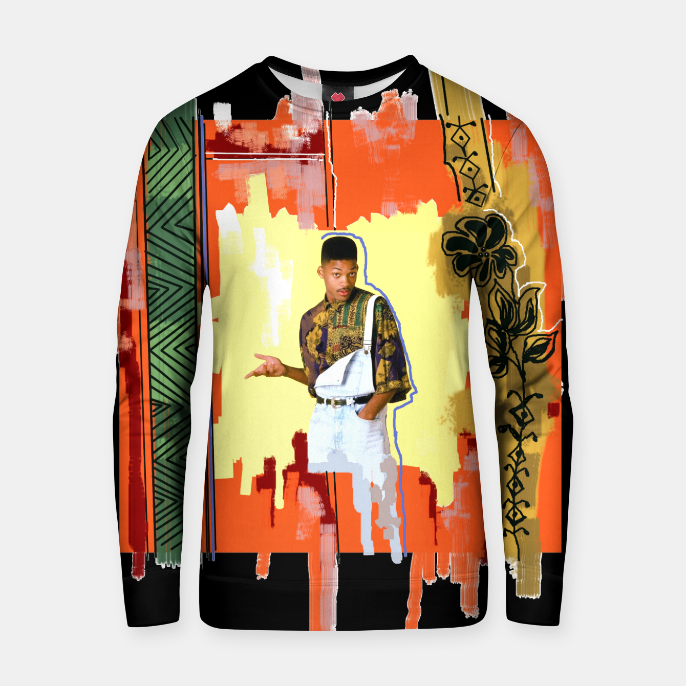 Image de Will Smith Coton pull - Live Heroes