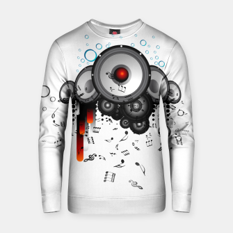 Thumbnail image of Sound Buster Cotton sweater, Live Heroes