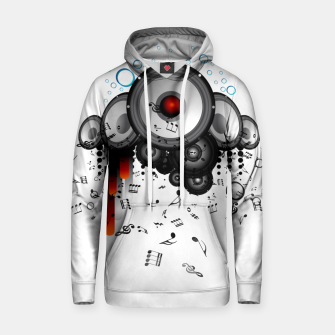 Thumbnail image of Sound Buster Cotton hoodie, Live Heroes