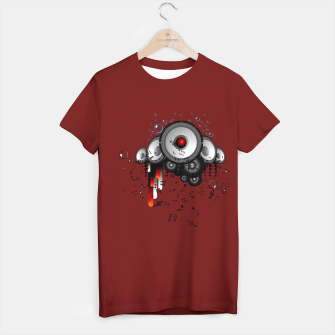 Thumbnail image of Sound Buster T-shirt regular, Live Heroes