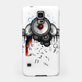 Thumbnail image of Sound Buster Samsung Case, Live Heroes