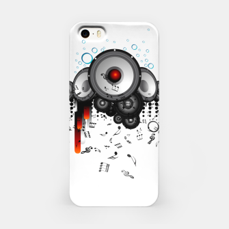 Thumbnail image of Sound Buster iPhone Case, Live Heroes