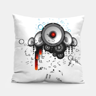 Thumbnail image of Sound Buster Pillow, Live Heroes