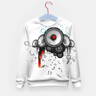 Thumbnail image of Sound Buster Kid's sweater, Live Heroes