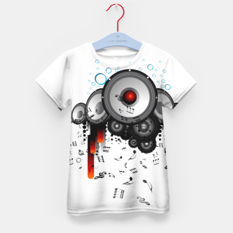 Thumbnail image of Sound Buster Kid's t-shirt, Live Heroes
