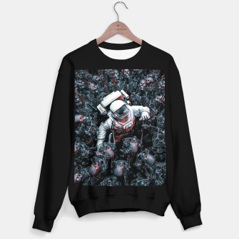 Thumbnail image of Planet of Terror Sweater regular, Live Heroes