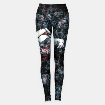 Planet of Terror Leggings thumbnail image
