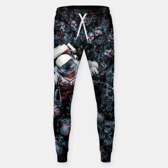 Thumbnail image of Planet of Terror Cotton sweatpants, Live Heroes