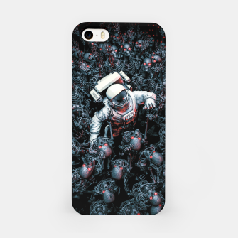 Planet of Terror iPhone Case thumbnail image
