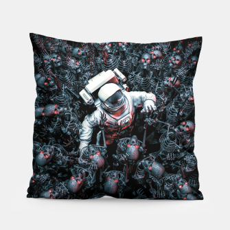 Planet of Terror Pillow thumbnail image