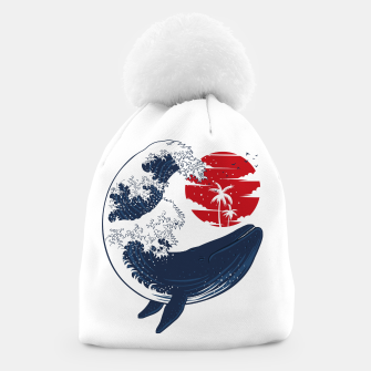 Thumbnail image of The whale wave Gorro, Live Heroes