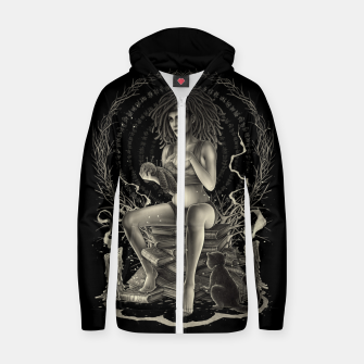 Imagen en miniatura de Winya No. 134 Cotton zip up hoodie, Live Heroes