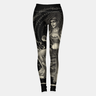 Thumbnail image of Winya No. 134 Leggings, Live Heroes