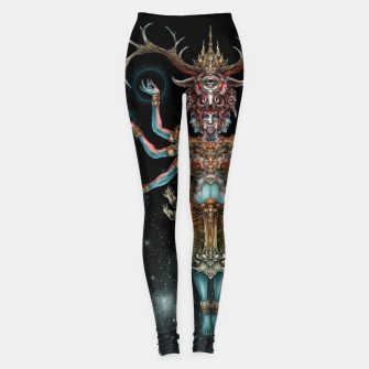 Thumbnail image of Winya No. 141 Leggings, Live Heroes
