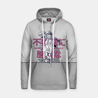 Miniature de image de obnoxiously vulnerable Cotton hoodie, Live Heroes