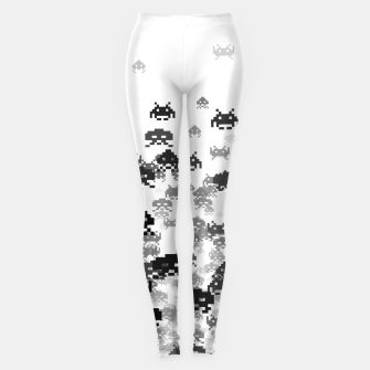 Invaded III B&W Leggings thumbnail image