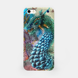 Thumbnail image of Fractal Traveler iPhone Case, Live Heroes
