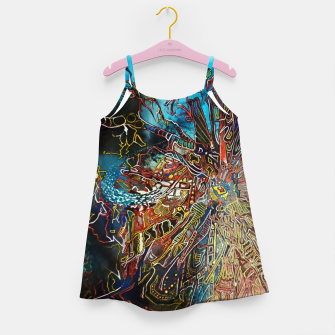Thumbnail image of Fractal Traveler Girl's dress, Live Heroes