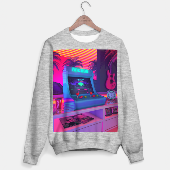Thumbnail image of Arcade Dreams Sweater regular, Live Heroes
