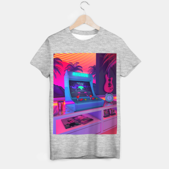 Thumbnail image of Arcade Dreams T-shirt regular, Live Heroes