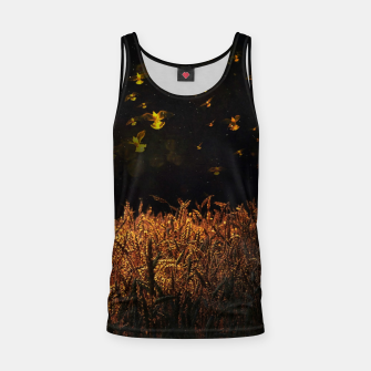 Thumbnail image of Golden wings Tank Top, Live Heroes
